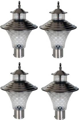 umbrella shaped outdoor lamp from craftfry