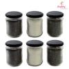 Airtight Glass Containers for Kitchen Grocery Online in India from Craftfry